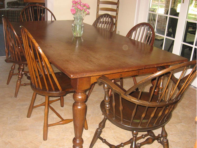 Orlando and Central Florida Furniture Restoration by